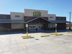 New McCoy's Building