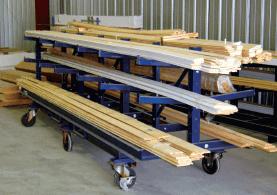 Millwork Stack Racks Sunbelt Rack 174