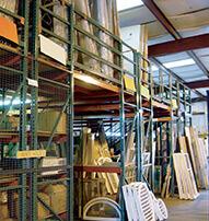 Millwork Mezzanines Sunbelt Rack 174