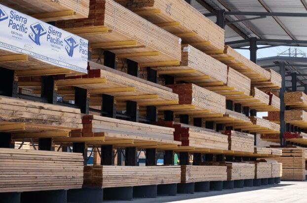 Ganahl Lumber Torrance >> Custom-designed T-Sheds | Sunbelt Rack®