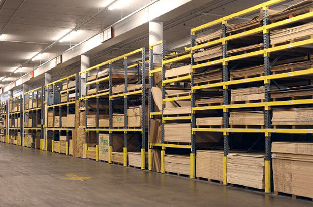Roll Formed Pallet Racks Sunbelt Rack 174