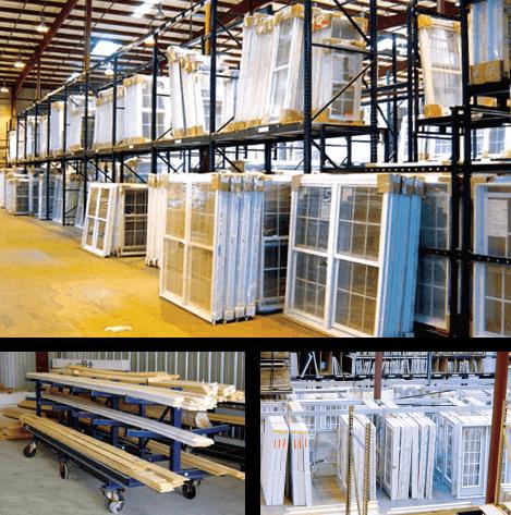 storage – millwork racks